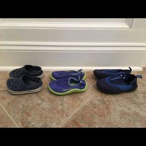 "Other - ""Crocs"" & Water Shoes - Bundle"